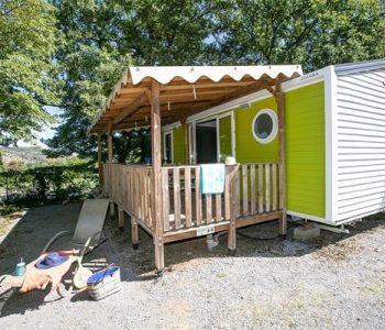 location MH Club camping Ardèche