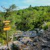 louer chalet camping Bois de Paiolive