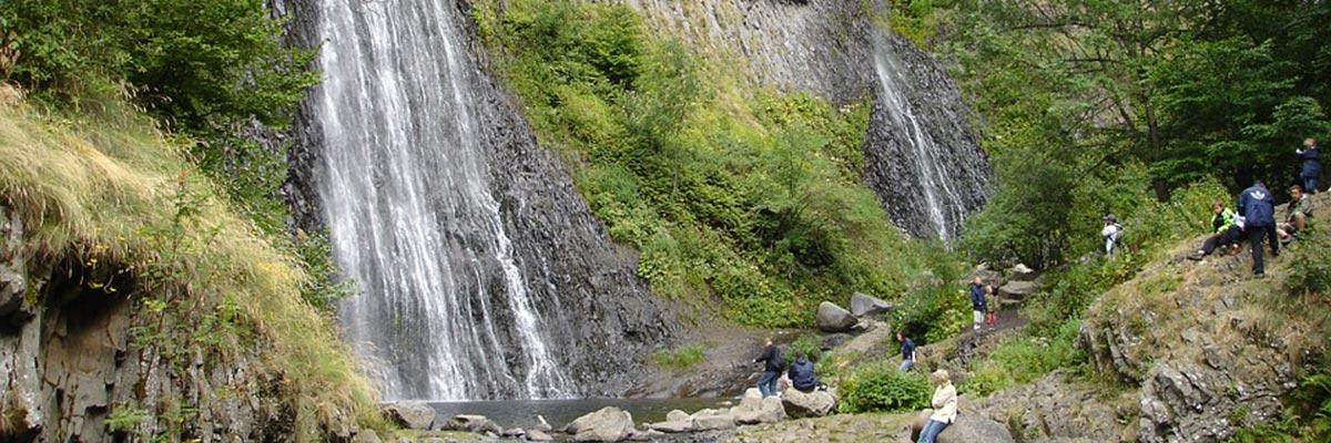 les cascades du Ray Pic